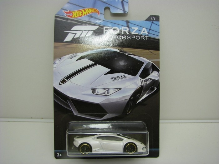Forza Motors Lamborghini Huracán LP 610-4 Hot Wheels DWF31